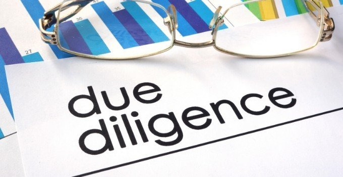 selling a business due diligence