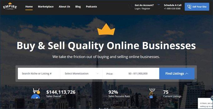 Amazon FBA Business Brokers List