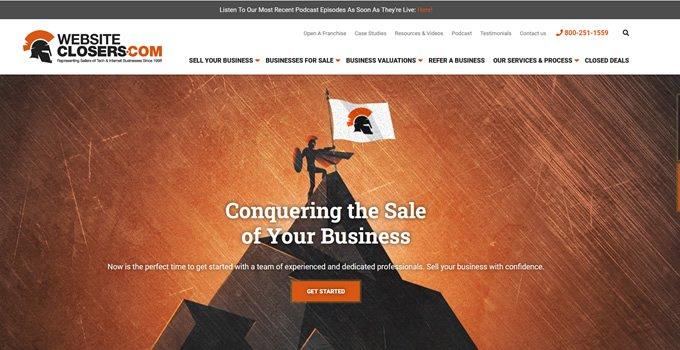 Website Closers