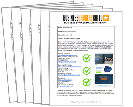 business broker images