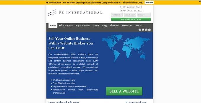 FE International review