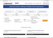 Latona's business broker review
