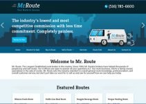Mr. Route review